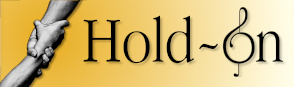 Hold on logo
